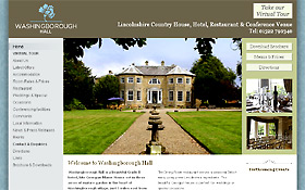 Washinborough Hall Website